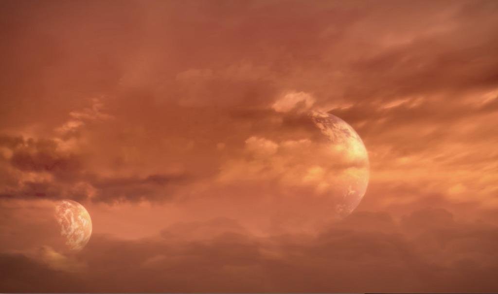 影評《尋找行星b 》關於尋找新的星球的故事,讓人類在未來繼續生存,讓我們從過往錯誤中吸取教訓1
