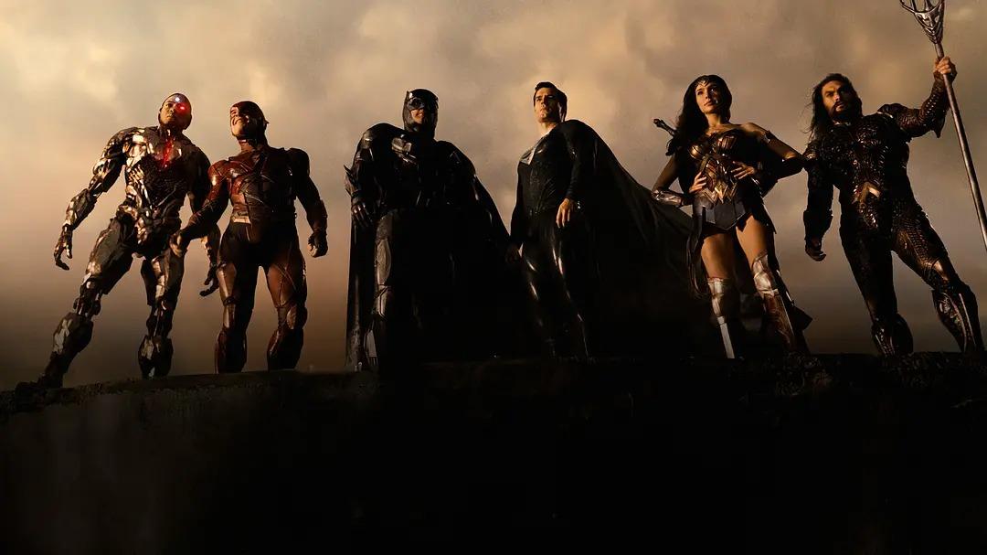 《查克.史奈德之正義聯盟》影評 每一個角色故事都非常豐富,每一個超級英雄之間都緊緊聯繫在一起