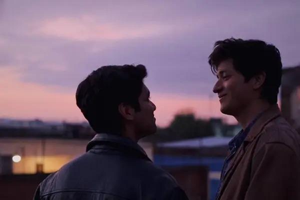 《我隨身攜帶你 i carry you with me》影評 這是一部激動人心、真誠感人的電影01