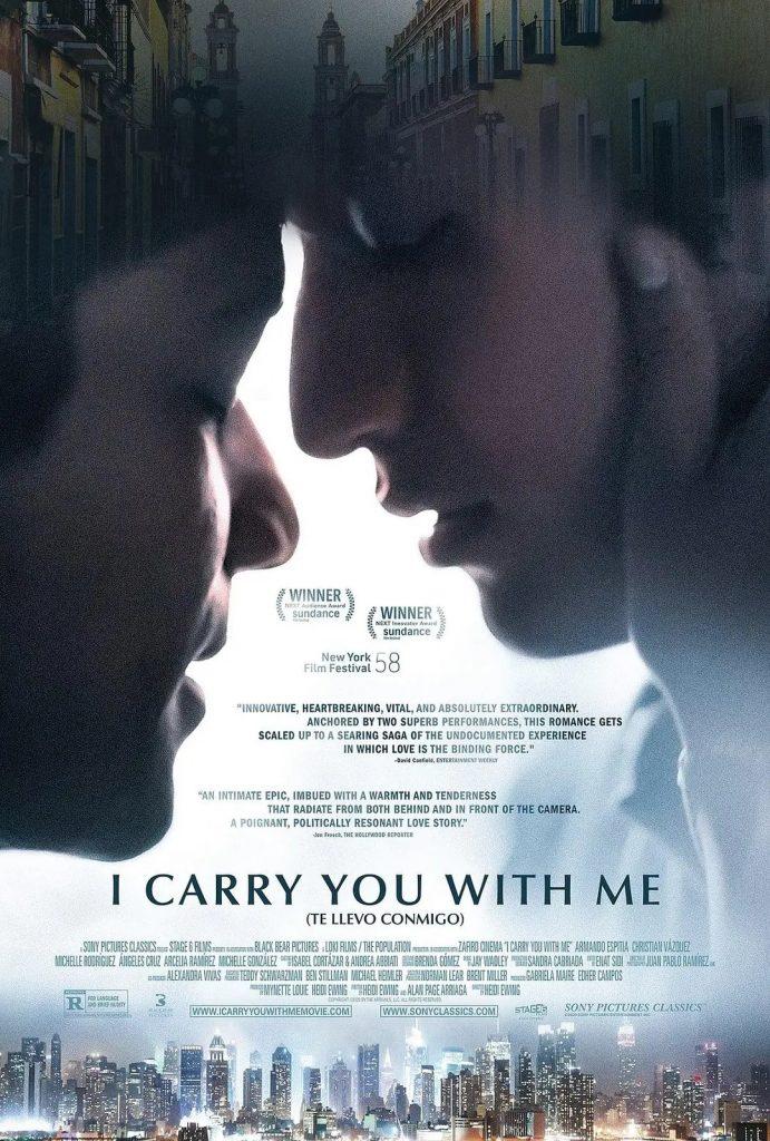 《我隨身攜帶你 i carry you with me》影評 這是一部激動人心、真誠感人的電影