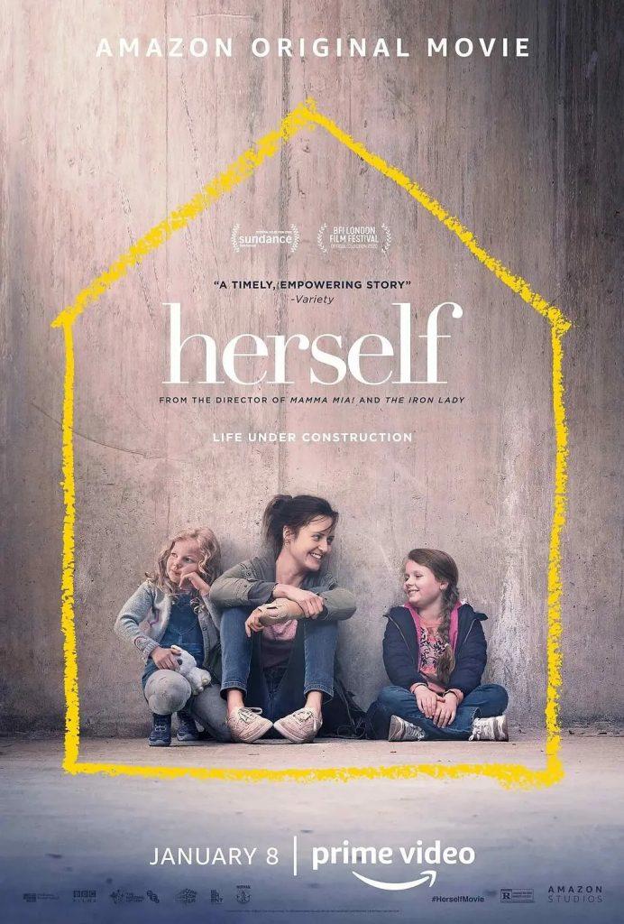 《她自己 》影評 關於一個女人從虐待關係中找到自我,不惜一切代價撫養年幼孩子的故事02