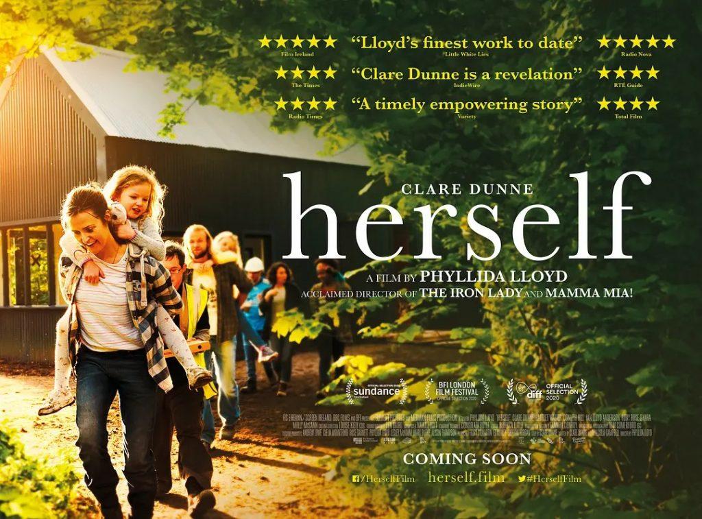 《她自己 》影評 關於一個女人從虐待關係中找到自我,不惜一切代價撫養年幼孩子的故事