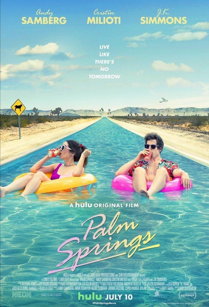 影評《棕櫚泉不思議 戀愛假期無限》 一部有趣的浪漫喜劇電影