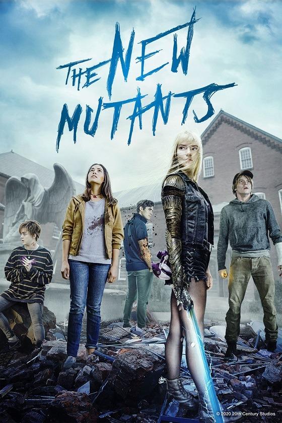 2020年十大最佳電影 變種人 新異變人 the new mutants