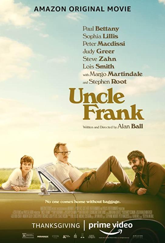 2020年十大最佳電影 和法蘭克叔叔上路 弗蘭克叔叔 uncle frank 05