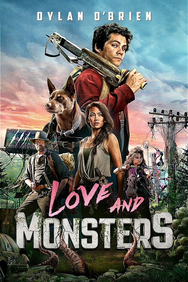 2020年十大最佳電影 怪物問題 愛與怪物 love and monsters