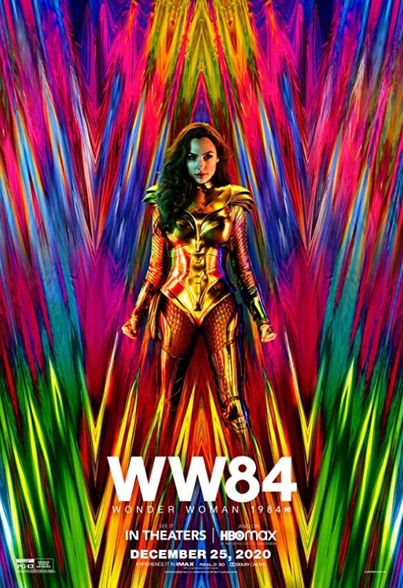 2020年十大最佳電影 神奇女俠1984 01