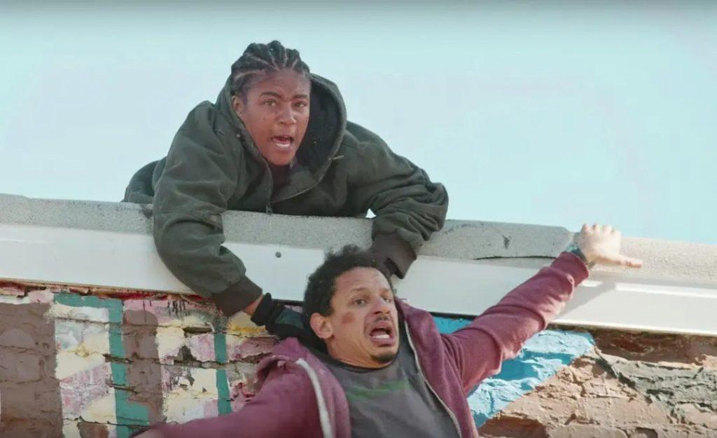 netflix《一路鬧到底 不軌此行 bad trip》影評 一部惡俗有趣的搞笑電影