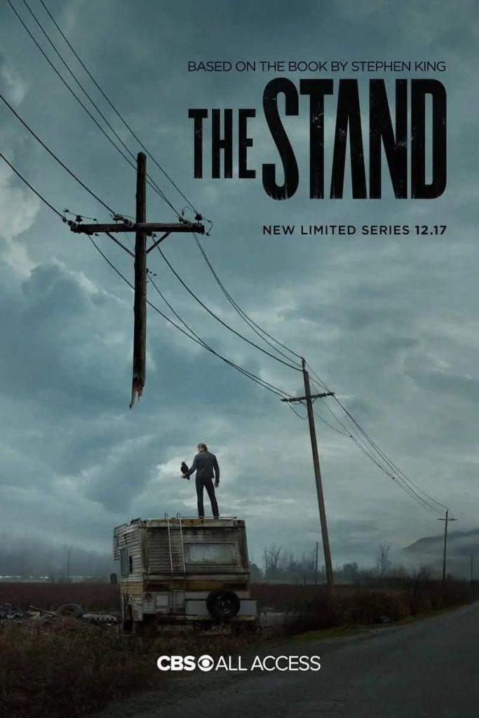 cbs影集《末日逼近 the stand》影評 講述了一個被瘟疫毀滅、捲入善惡鬥爭的世界