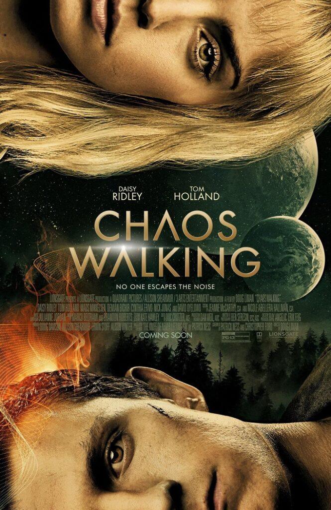 4《混沌漫步噪反》影評,chaos walking混沌行走4