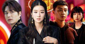 netflix十大好看的韓劇推薦 (評分排名根據依據imdb)