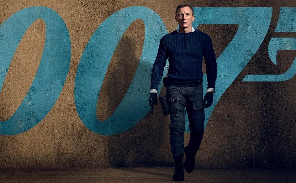 2021年十大最受期待的电影续集 007生死交战 007生死有时 007无暇赴死 no time to die