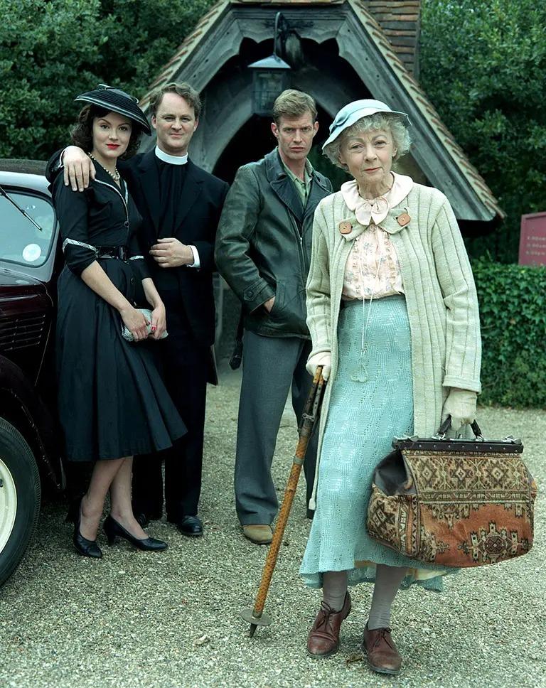 10部最好看的偵探英劇推薦 馬普爾小姐探案 agatha christie's marple