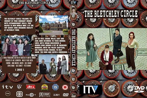 10部最好看的偵探英劇推薦 布萊切利小組 布萊切利四人組 the bletchley circle