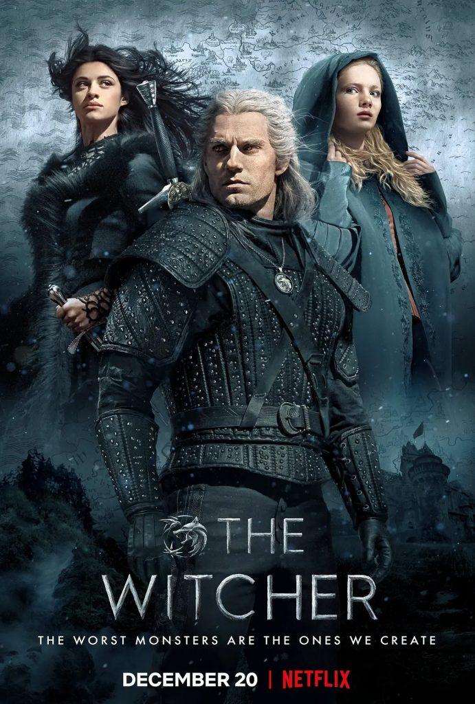 10部超讚的netflix原創科幻奇幻影集,讓你看個夠 獵魔士 巫師 狩魔獵人 the witcher(2019)