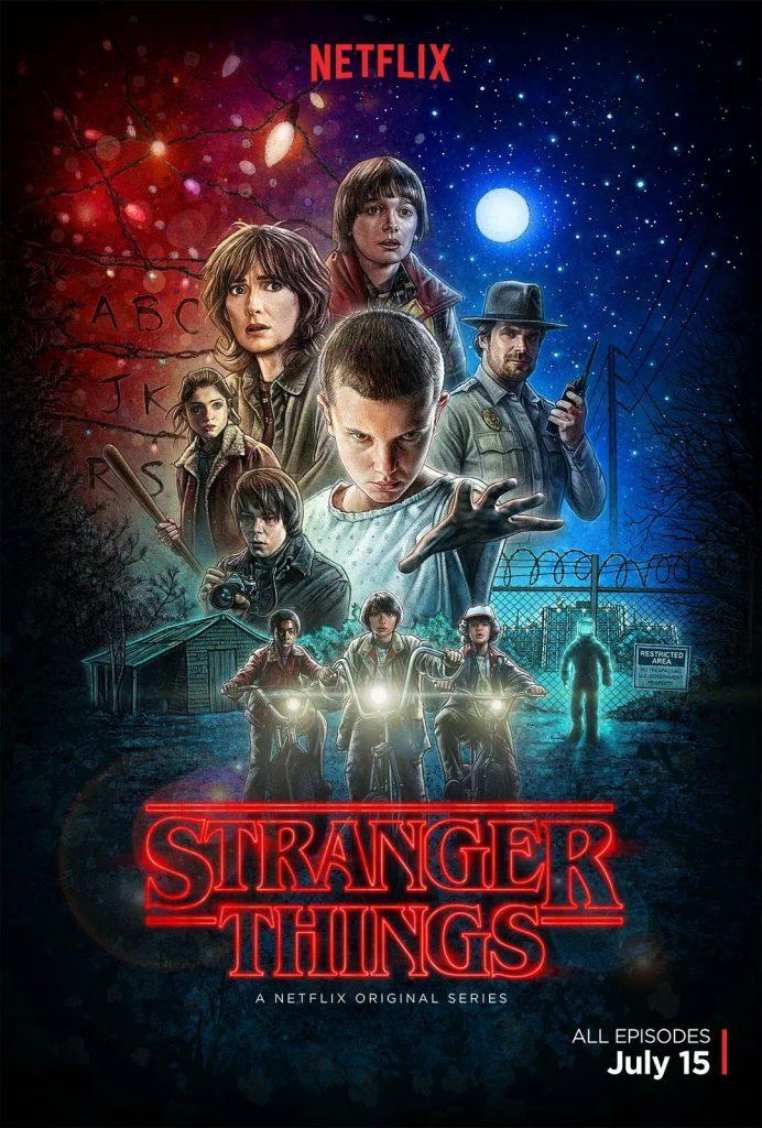 10部超讚的netflix原創科幻奇幻影集,讓你看個夠 怪奇物語 stranger things(2016)