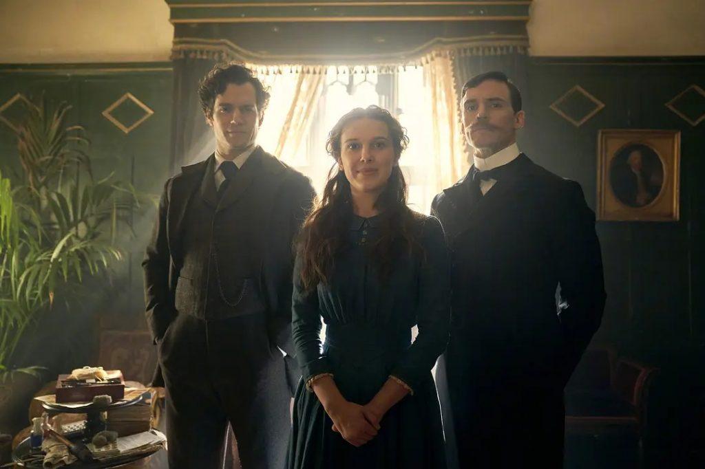 netflix十部被嚴重低估的2020年原創電影排名 天才少女福爾摩 福爾摩斯小姐 失蹤的侯爵 enola holmes