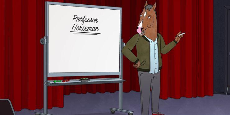 馬男波傑克 bojack horseman 1