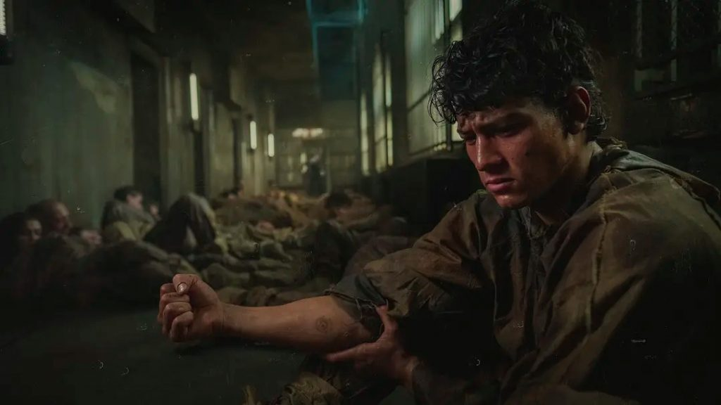 netflix《明日歐洲爭霸戰》影評 雖然故事有點老套,但卻驚喜連連,成為netflix全球收視率第二高的影集 04