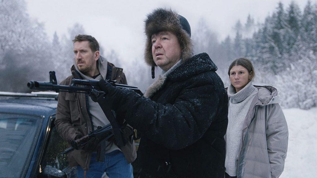 俄羅斯影集《逃出危城 Эпидемия to the lake》影評 一部來自俄羅斯的影集,終於得到了西方觀眾和影評人的認可 02