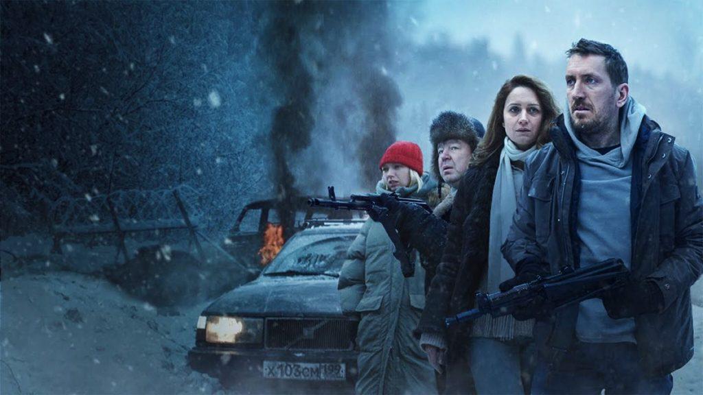 俄羅斯影集《逃出危城 Эпидемия to the lake》影評 一部來自俄羅斯的影集,終於得到了西方觀眾和影評人的認可 01