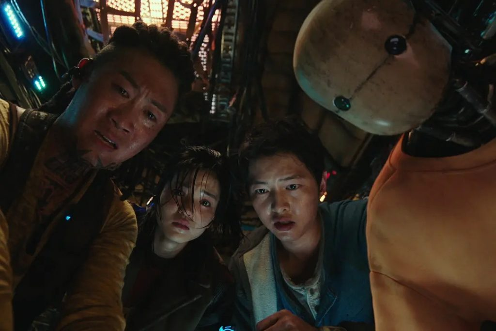 《勝利號 space sweepers 승리호》影評 是韓國第一部科幻大片,帶有明顯的商業野心 04