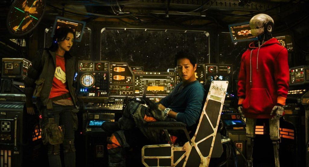《勝利號 space sweepers 승리호》影評 是韓國第一部科幻大片,帶有明顯的商業野心 03