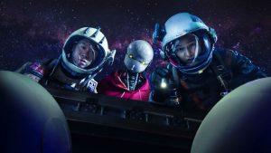 《勝利號 space sweepers 승리호》影評 是韓國第一部科幻大片,帶有明顯的商業野心 02