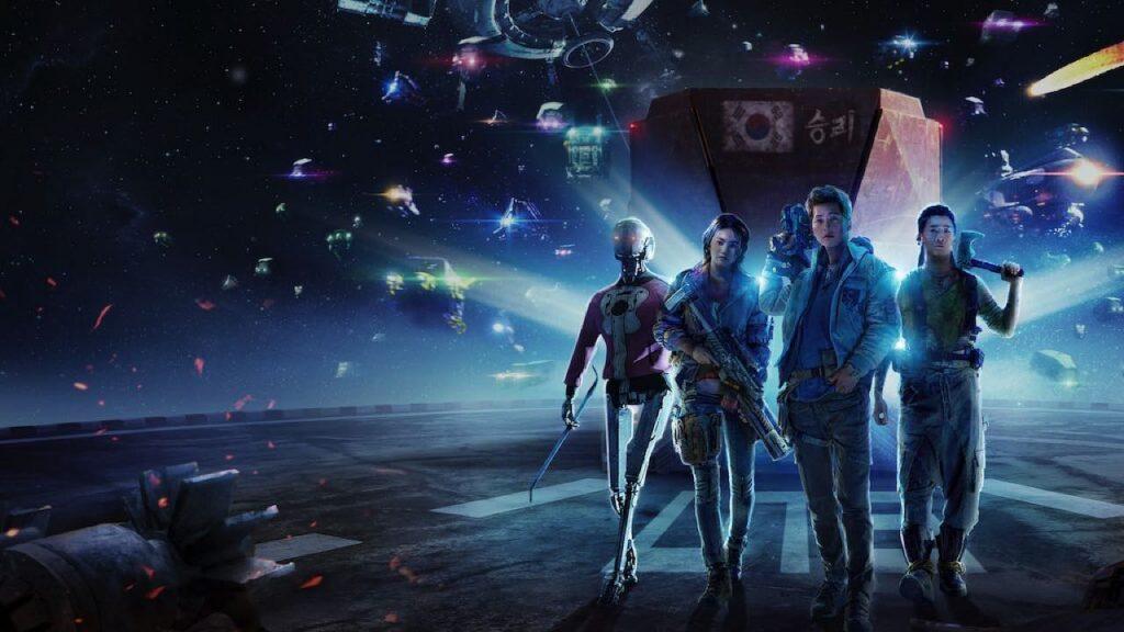 《勝利號 space sweepers 승리호》影評 是韓國第一部科幻大片,帶有明顯的商業野心 01