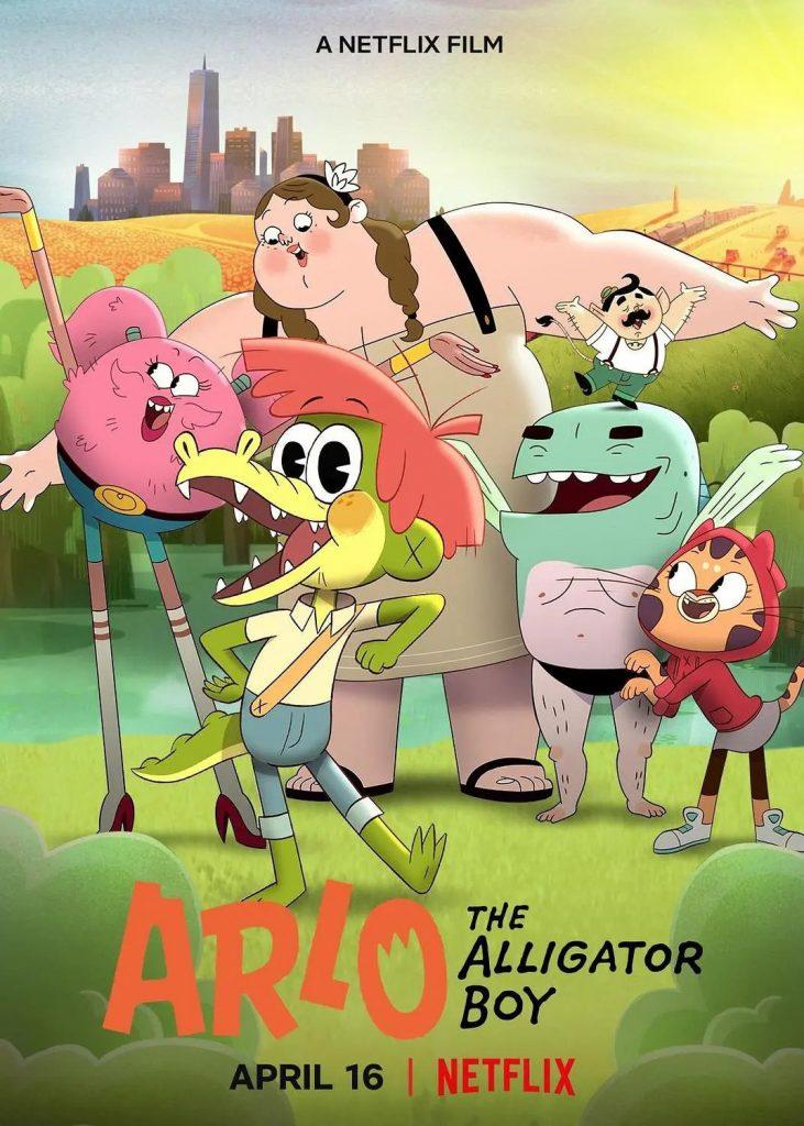 《鱷魚男孩阿洛》影評 關於友誼、信任和接受的重要課程,孩子們必須看的一部動畫影片