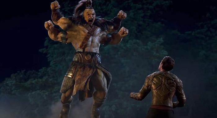 真人版《真人快打:毀滅 格鬥之王》影評 被評為r級,充滿了令人驚豔的打鬥場景,讓人恨不得在最大的屏幕上觀看 07