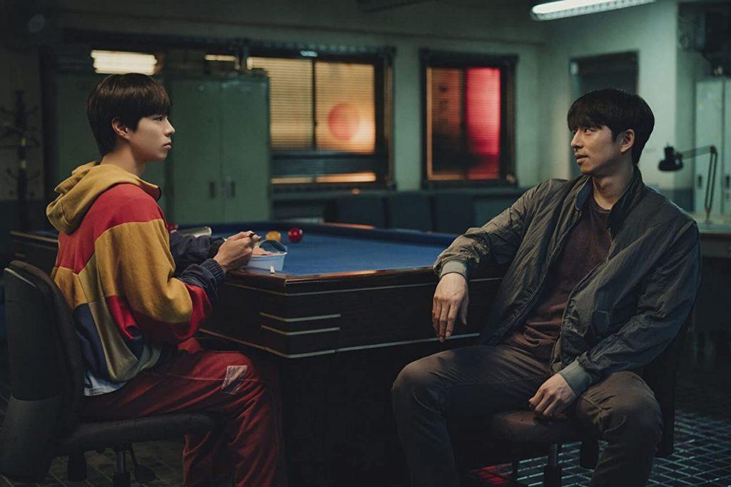 韓國科幻電影《永生戰 複製人徐福》影評 探索了作為人類的意義 02