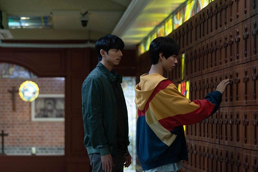 韓國科幻電影《永生戰 複製人徐福》影評 探索了作為人類的意義