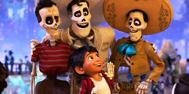 10部史上票房最高沒有續集的電影 電影高票房可可夜總會玩轉極樂園 coco