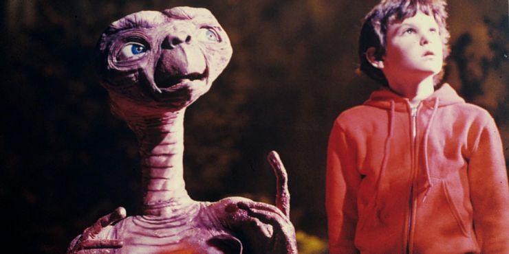 .10部史上票房最高沒有續集的電影 電影高票房《e.t. 外星人》