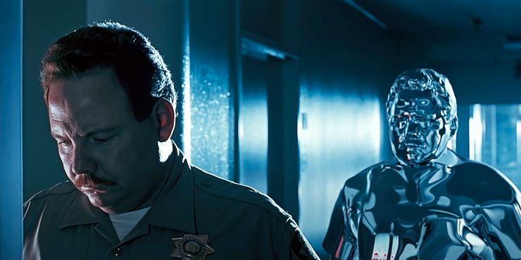 十部史上最具影響力的科幻電影《魔鬼終結者2 未來戰士2 terminator 2 judgment day 》