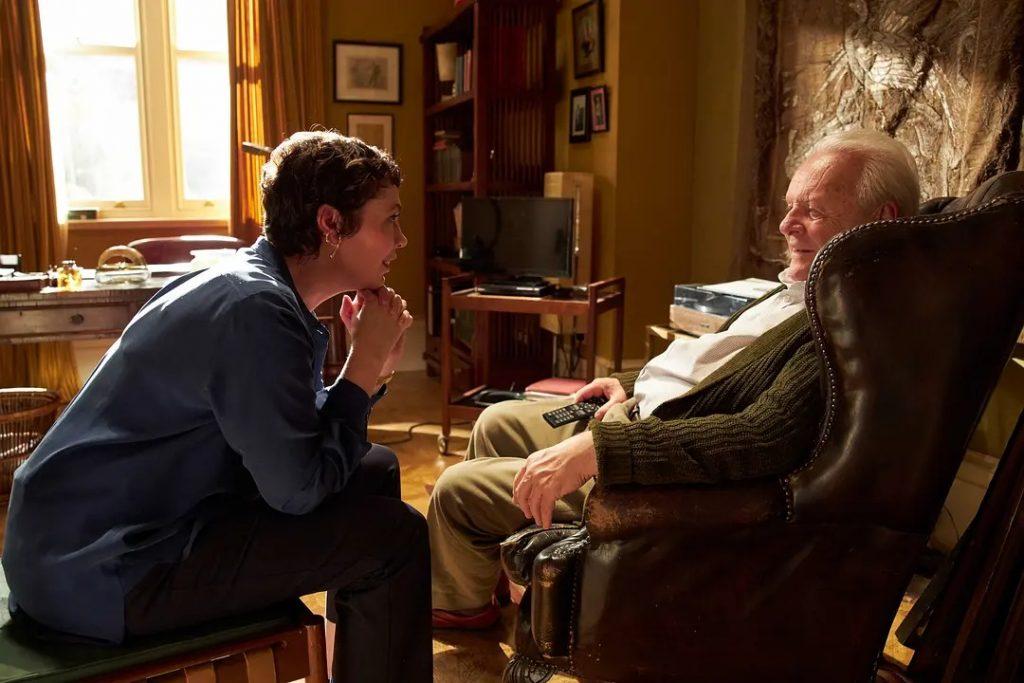 影評《父親 爸爸可否不要老》從一位患有痴呆症父親的視角,讓觀眾體驗他的整個心靈之旅