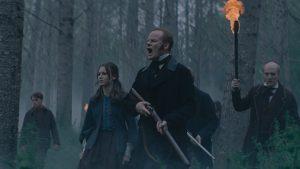影評《新狼人傳說》一部驚悚懸疑電影,有著令人震驚的詛咒傳說