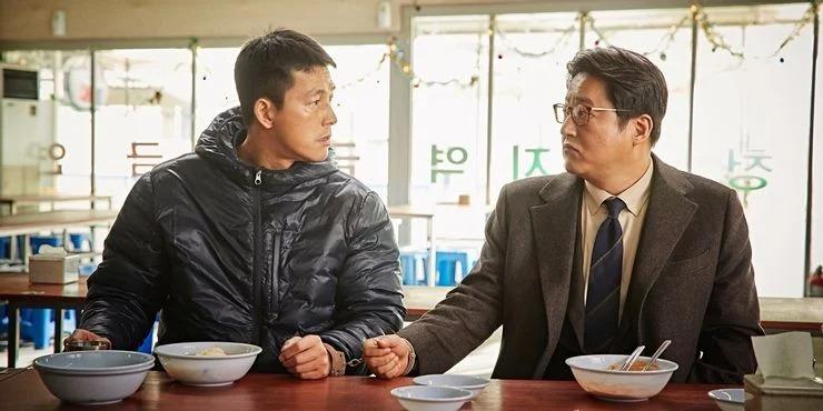 鐵雨 韓國電影推薦 netflix上10部最佳韓國電影,根據imdb的排名