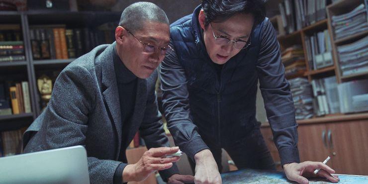 沙婆訶 韓國電影推薦 netflix上10部最佳韓國電影,根據imdb的排名