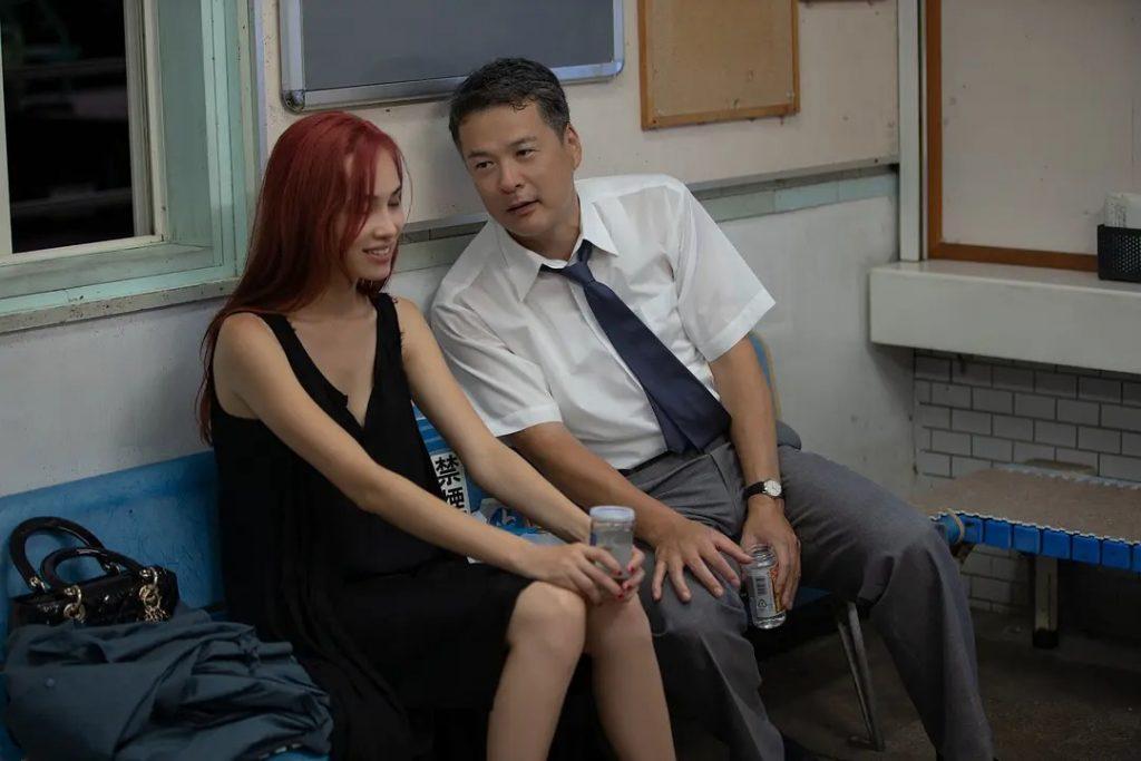 電影影評《彼女》 極端美學的日本同志影片,觀影過程舒適又愉悅!1