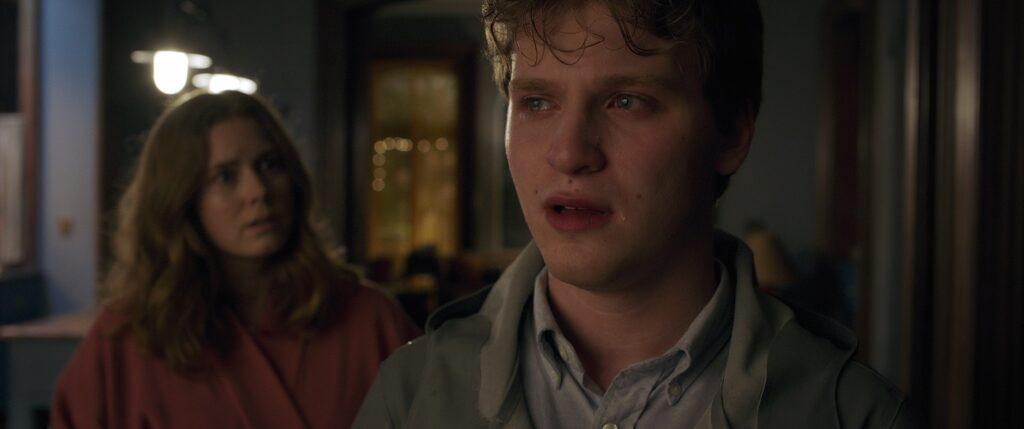 電影《窺探 窺密》影評 揭露了一個令人震驚的秘密,懸疑驚悚感很到位 03