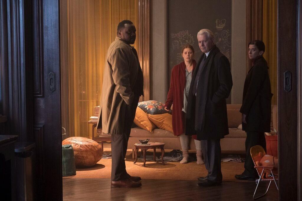電影《窺探 窺密》影評 揭露了一個令人震驚的秘密,懸疑驚悚感很到位 01
