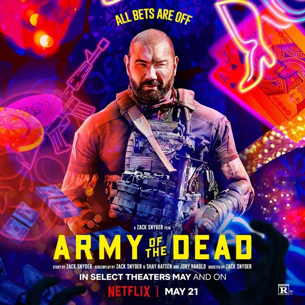 《活屍大軍 不死喪軍 army of the dead》有趣的喪屍動作電影,著驚人的視覺效果和頂級配樂 01