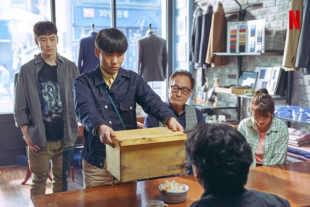 netflix韓劇《我是遺物整理師》影評 通過整理遺物的故事,突出一系列廣泛的社會問題 02