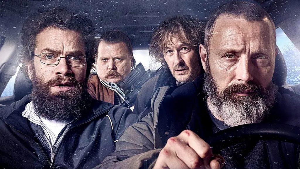 丹麥電影《正義騎士》影評:極具顛覆性的娛樂影片,一開始是一部復仇驚悚片,後來變成了一部充滿真情的黑色喜劇