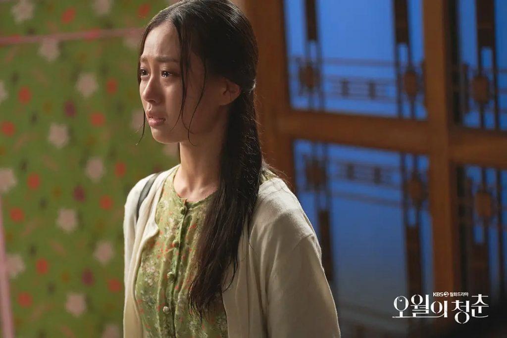 韓劇《五月的青春》第八集劇情:真相曝光狂飆淚
