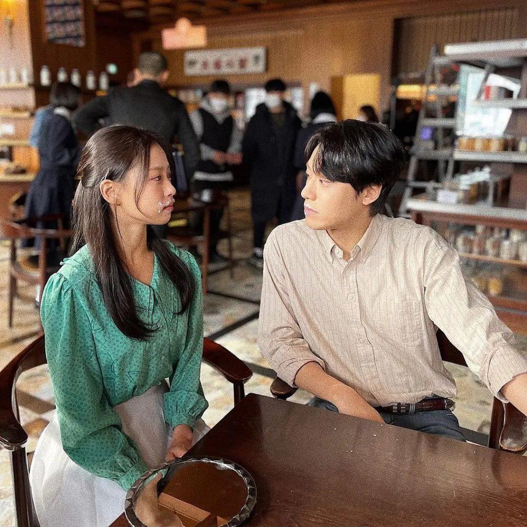 韓劇《五月的青春》第六集劇情:私奔後撒狗糧