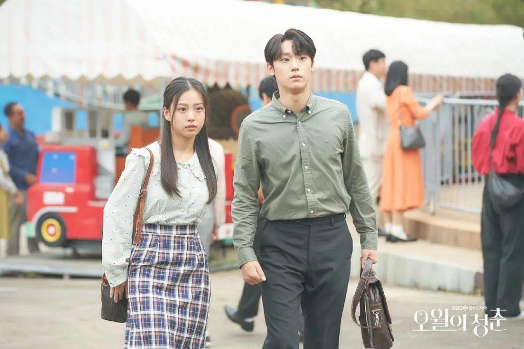 韓劇《五月的青春》第五集劇情:男主剛訂婚就與女主私奔