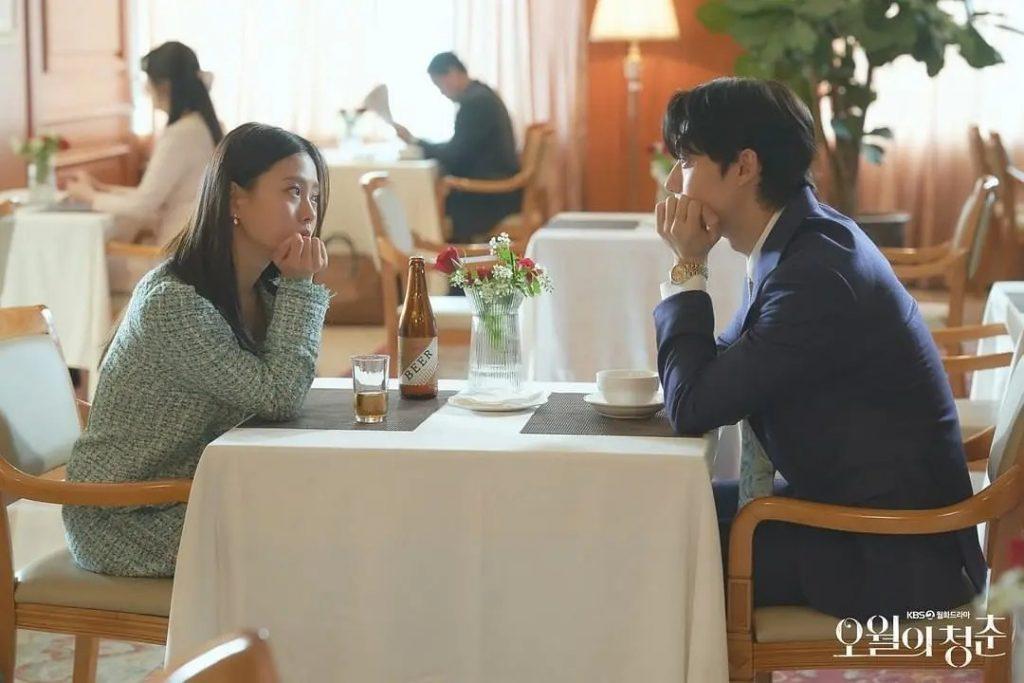 韓劇《五月的青春》第二集劇情 相親時,男方竟然一見鍾情